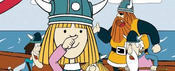 Son vikingos, por Lester (2/6)