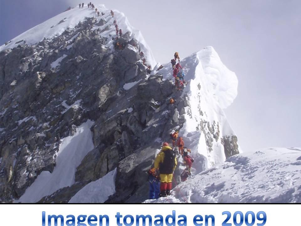Everest, por Travis (2/6)