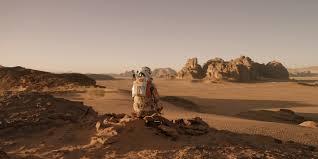 Marte (The Martian), por Travis (4/6)