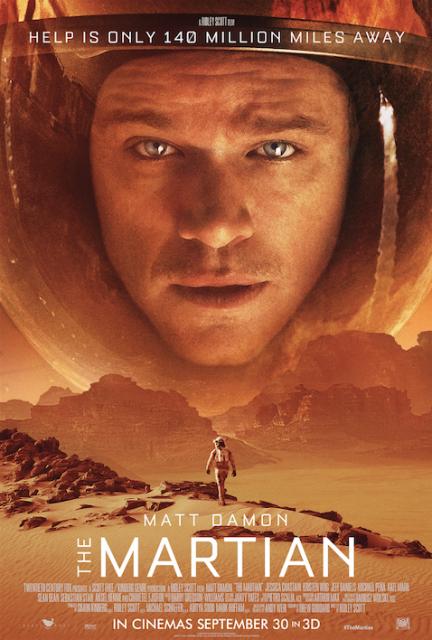 Marte (The Martian), por Travis (1/6)