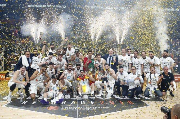 Campeones Belgrado