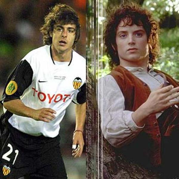 Aimar y Frodo