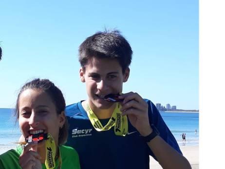 Medallas maratón