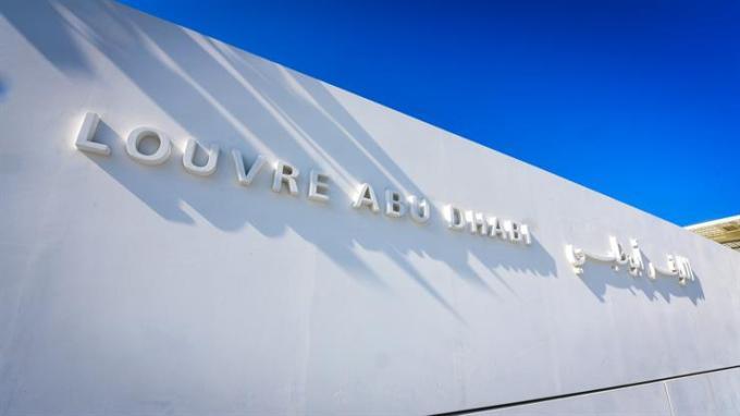 Entrada Louvre Abu Dhabi