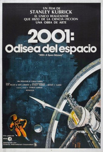 First Man 2001 Odisea del espacio
