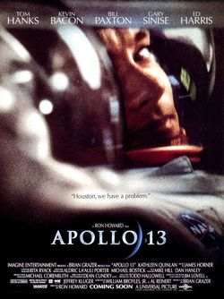 First Man Apollo XIII