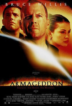 First Man Armageddon