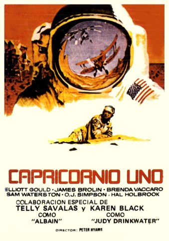 First Man Capricornio uno