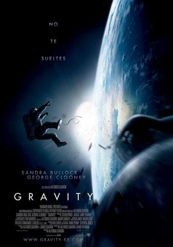 First Man Gravity