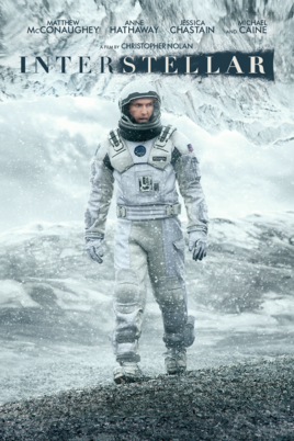 First Man Interstellar