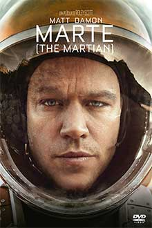 First Man The Martian