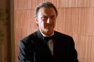 Señor Lobo Harvey Keitel