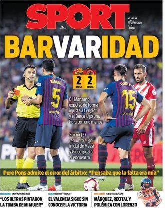 portada-sport-24-septiembre-2018 barvaridad