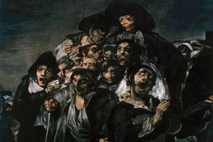 5 Pintura negra Goya