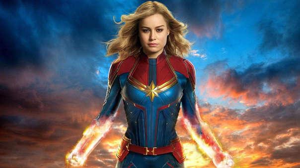 H1 capitana Marvel