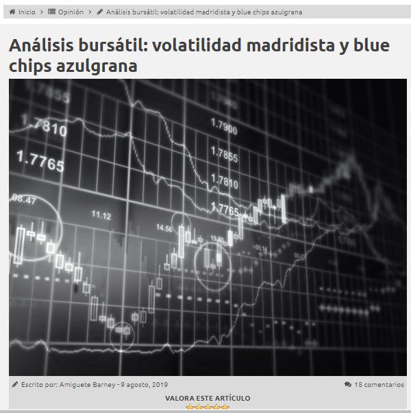 Analista de Bolsa