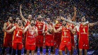Campeones mundo baloncesto
