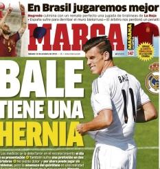 Marca Bale hernia