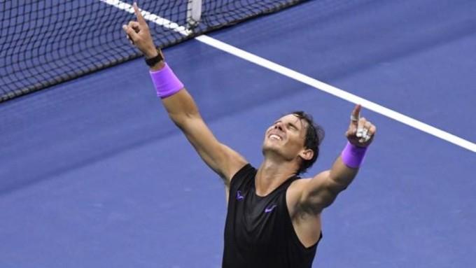 Rafa Nadal US Open