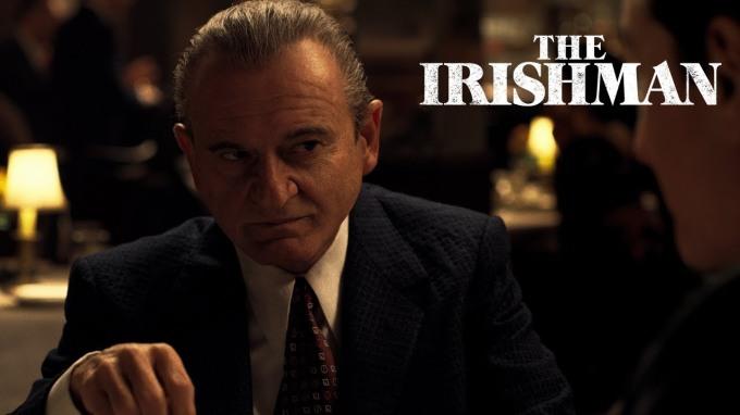 Irishman Pesci