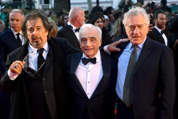 Scorsese 4 The Irishman