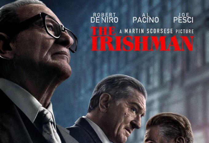Scorsese The Irishman