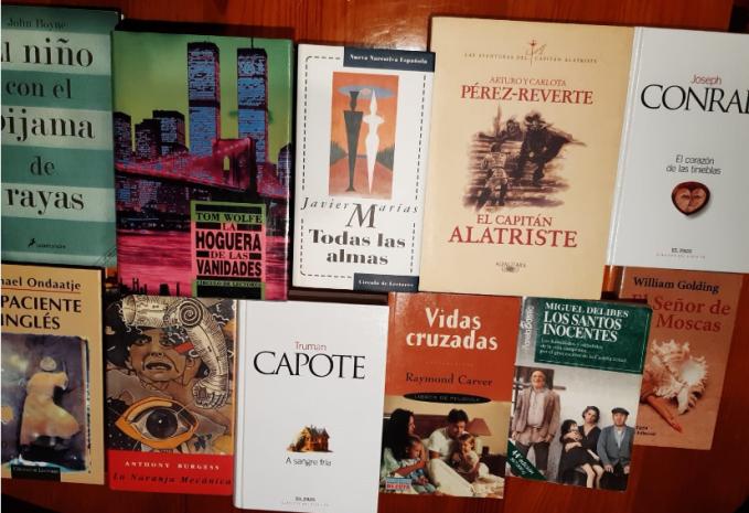 Libros-pelis