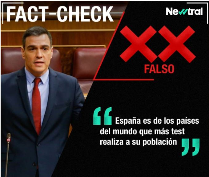 Fact check Newtral