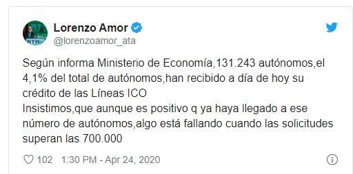 Lorenzo Amor ATA