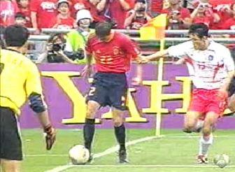 Derrota Corea 2
