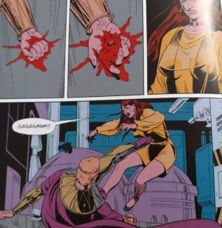 Watchmen disparo cómic 2