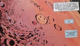Watchmen Marte Cómic