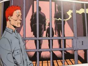 Watchmen Rorschach cárcel 2