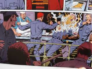 Watchmen Rorschach cárcel