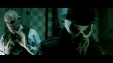 Watchmen Rorschach movie