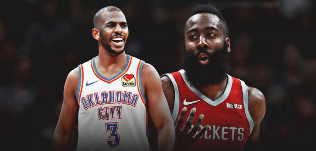 Chris Paul James Harden