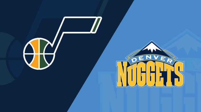 Jazz vs Nuggets