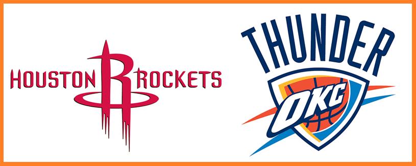Rockets vs Thunder